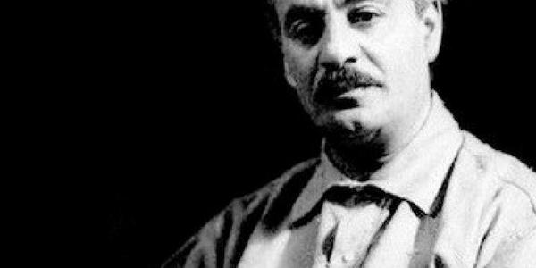 Kahlil Gibran Headshot